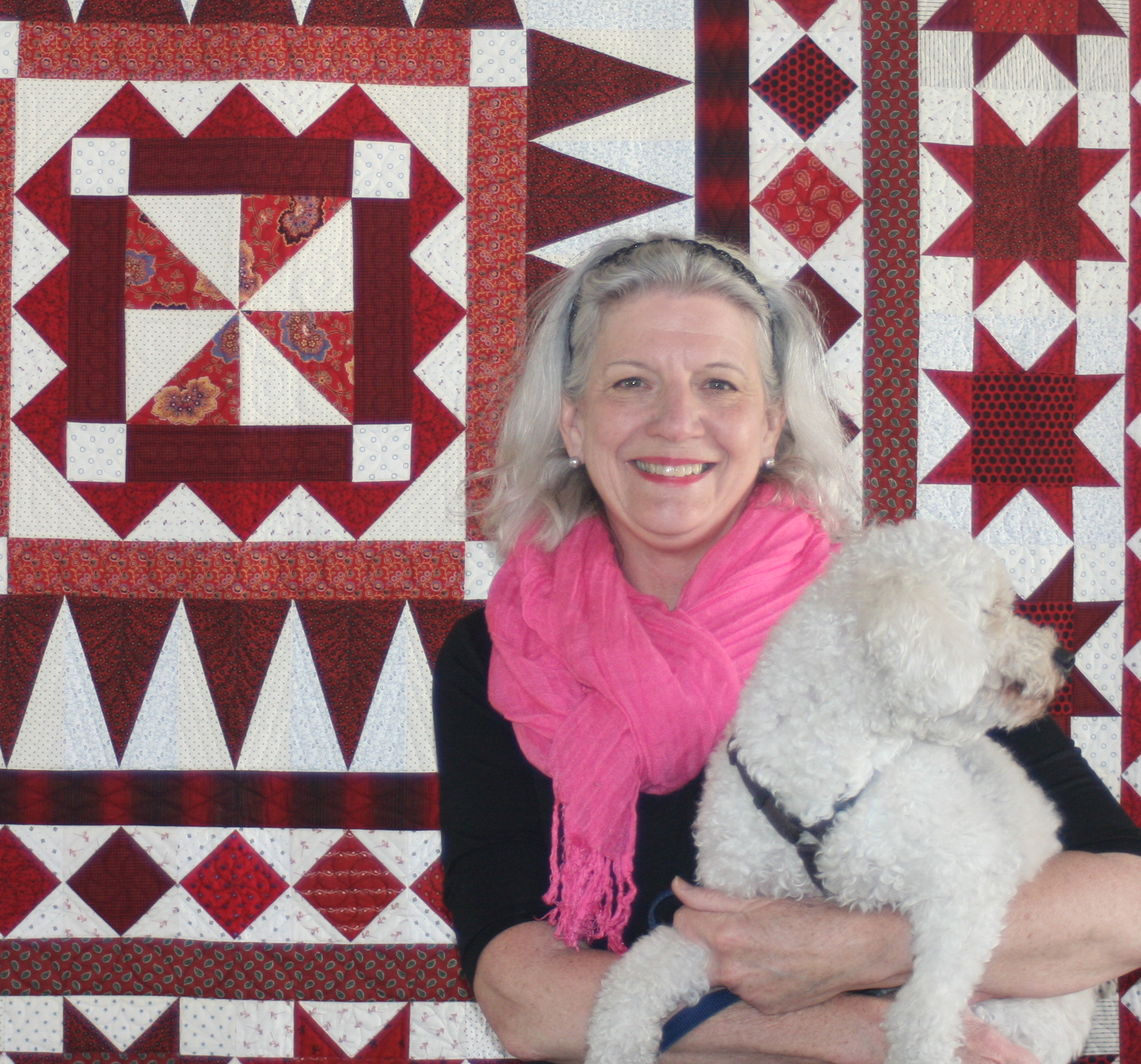 Quilters Come Visit Winterset Marianne Fons