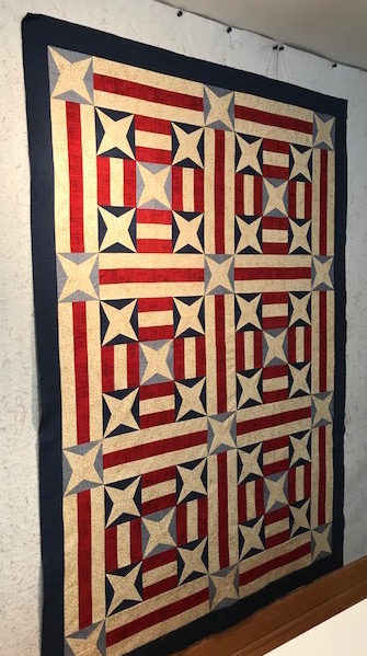 Sewn On The Fourth Of July Marianne Fons